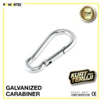 Jual Galvanized carabiner