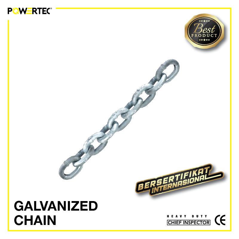 Jual Rantai Galvanized chain