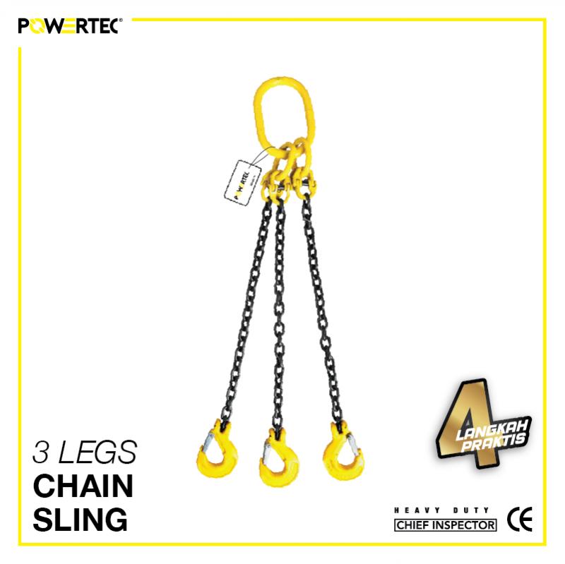 Jual 3 Legs Chain Sling rantai sling 3 kaki