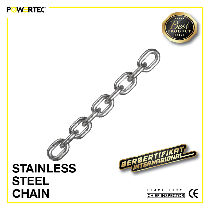 Jual Rantai Stainless Steel Chain