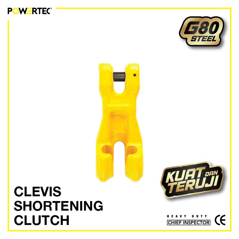 Jual Clevis Shortening Clutch
