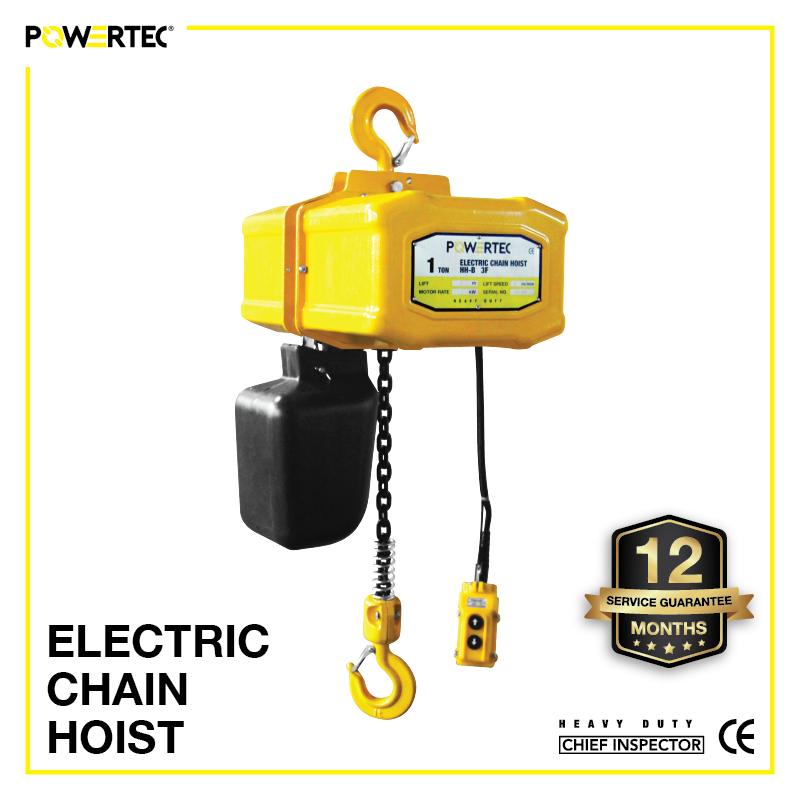 Jual Electric Chain Hoist