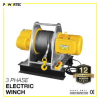 Jual Electric Winch 3 phase