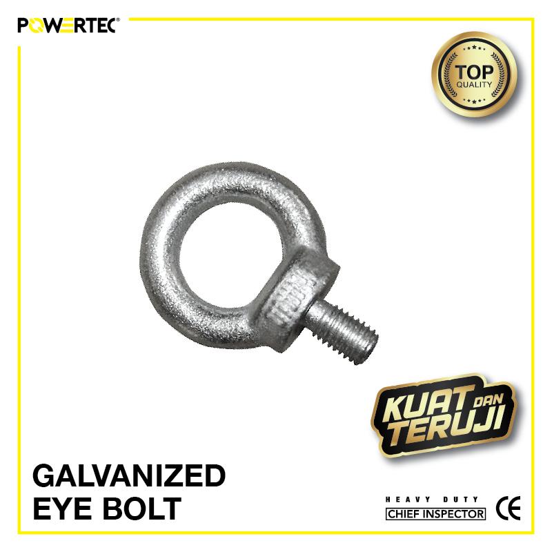 Jual Galvanized Eye Bolt Galvanis