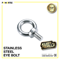 Jual Stainless Steel Eye Bolt