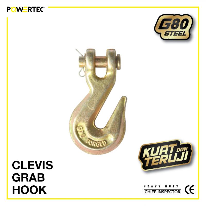Jual Clevis Grab Hook