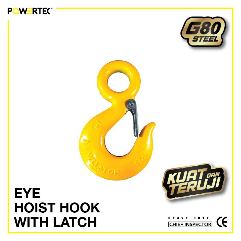 Jual Eye Hoist Hook Latch