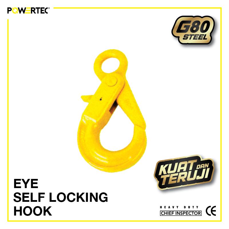Jual Shur lock Eye Self Locking Hook