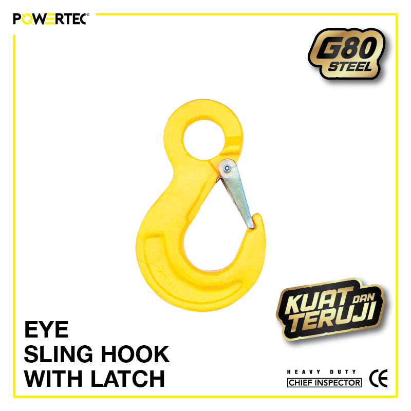 Jual Eye sling hook latch