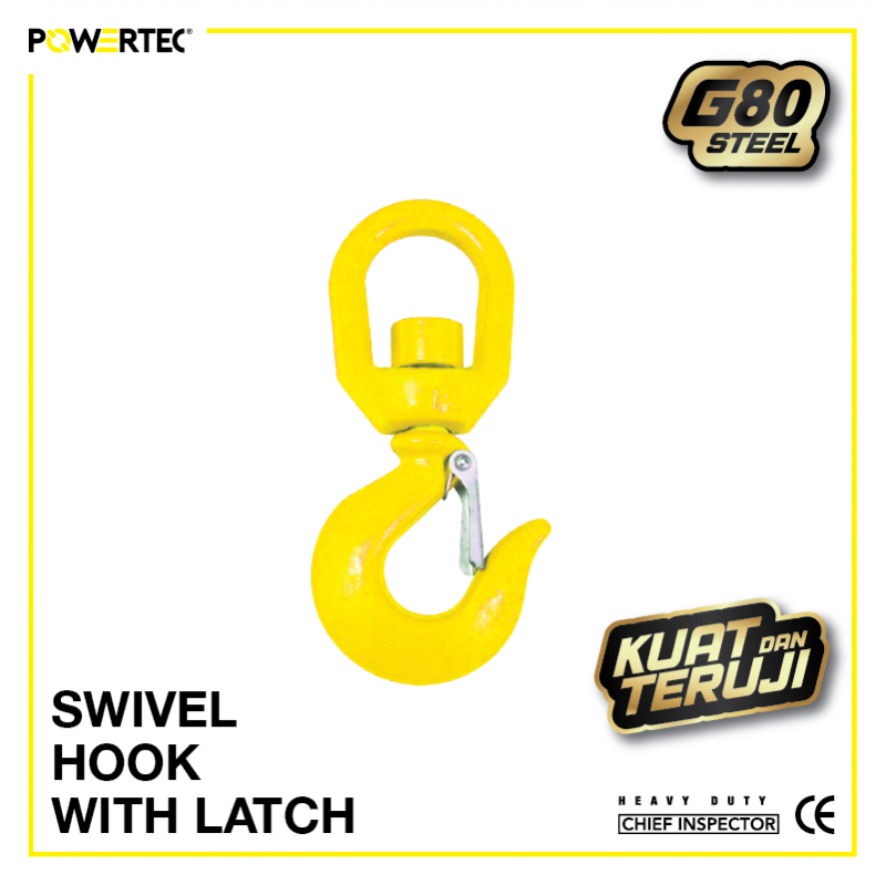 Jual Swivel Hook Latch