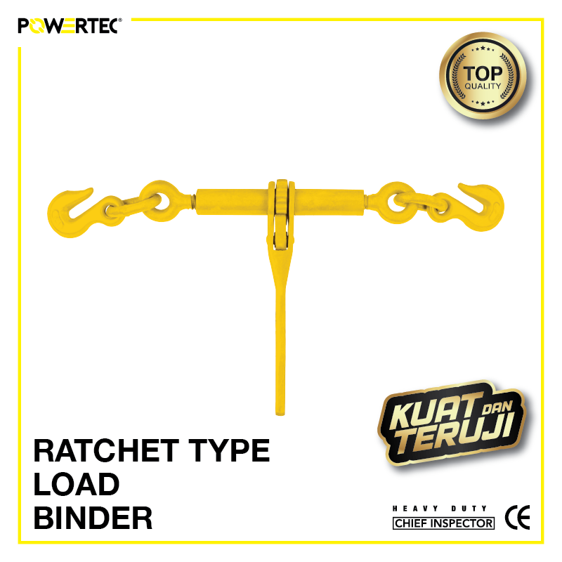 Jual Ratchet Type Load Binder