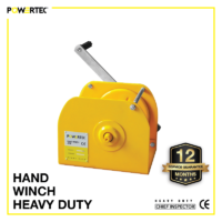 Jual Heavy Duty Hand Winch HD