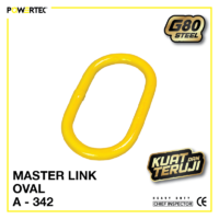Jual Oblong Master lInk Oval A-342