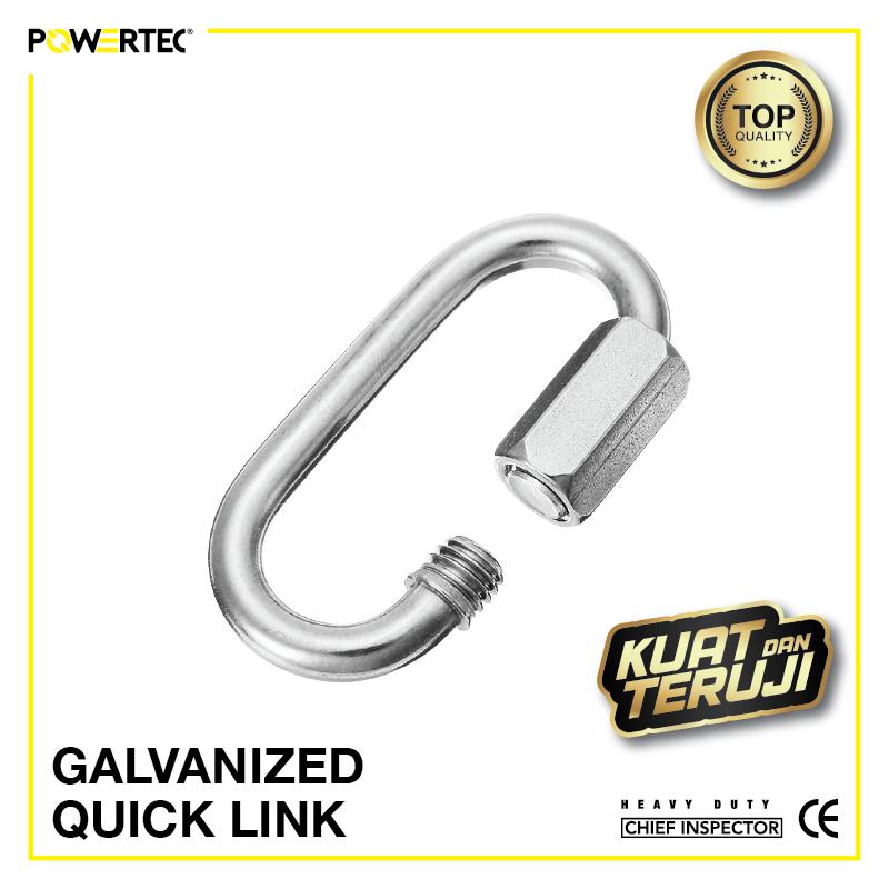 Jual Galvanized Quick lInk galvanis