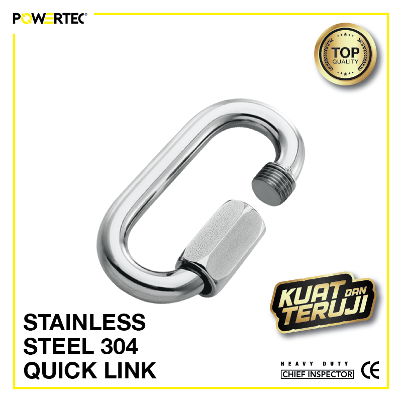 Jual Stainless Steel 304 Quick Link