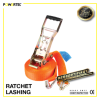 Jual Ratchet Lashing cargo belt