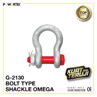 Jual Segel G-2153 Bolt Type Shackle Omega