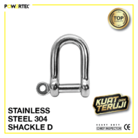 Jual Segel Stainless Steel 304 Shackle D