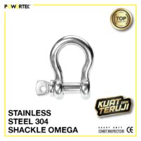 Jual Segel Stainless Steel 304 Shackle omega