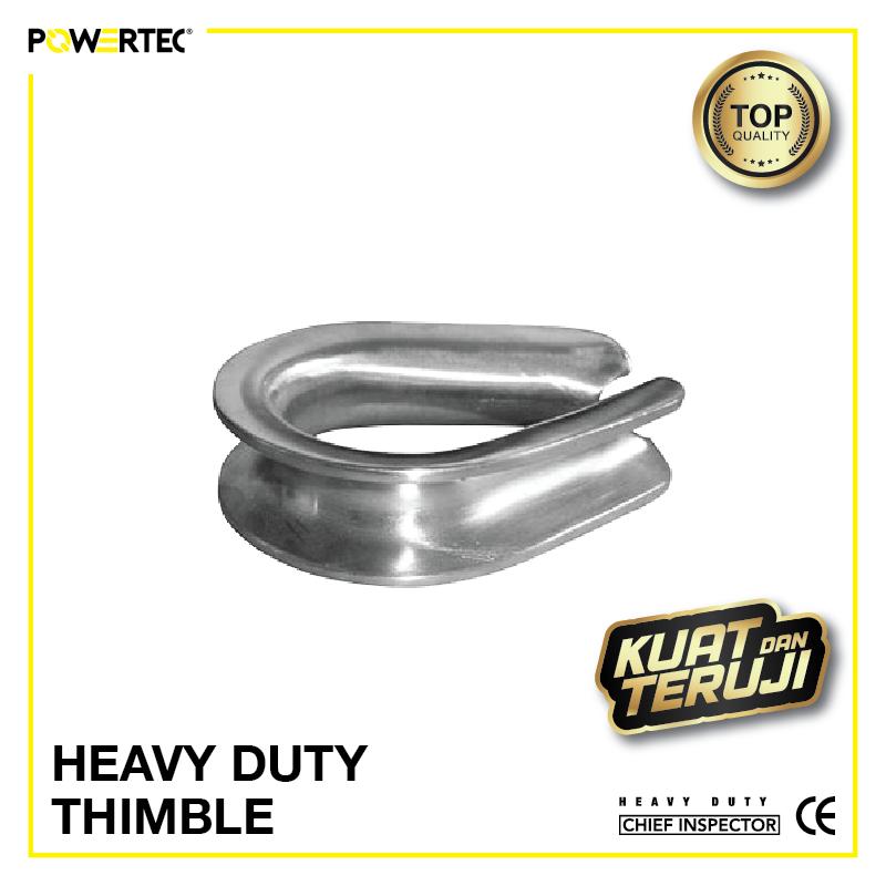 Jual Thimble Heavy Duty G-414 Kausen