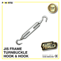 Jual Turnbuckle JIS Frame hook hook Jarum Keras Span Sekrup