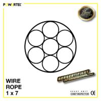 Jual Kawat Seling Wire Rope 1x7