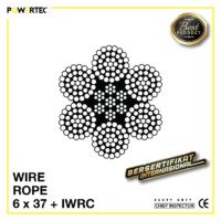 Jual Kawat Seling Wire Rope 6x37 IWRC