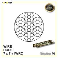 Jual Kawat Seling Wire Rope 7x7 IWRC
