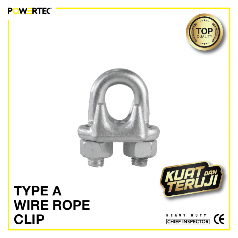 Jual Wire Rope clip Type A