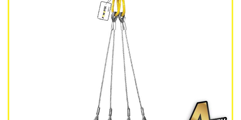 Jual 4 Legs Wire Sling Seling Baja 4 kaki