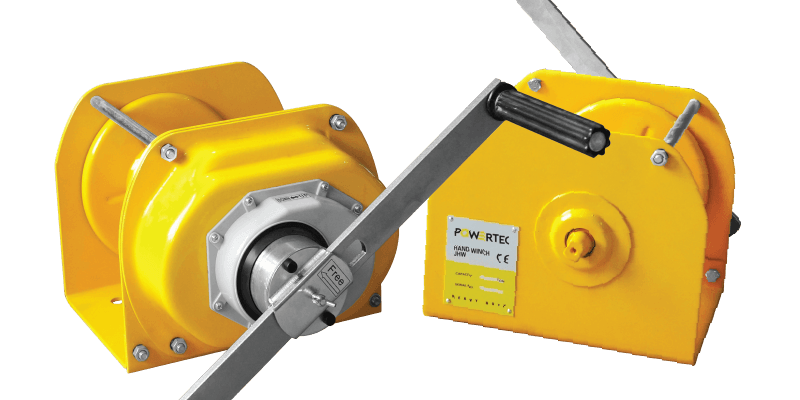 Hand Winch Heavy Duty