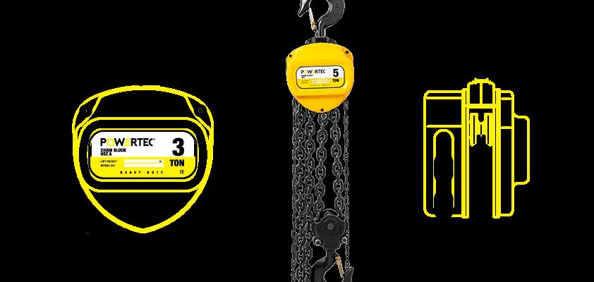 Harga Chain Block Terbaru Di Distributor