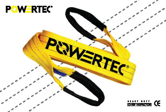 Harga Webbing Sling Terbaru Merk Powertec