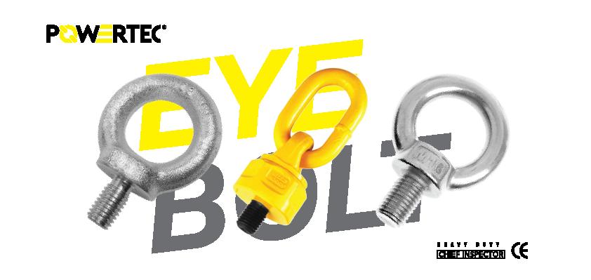 Dapatkan Eye Bolt Berkualitas Dan Bersertifikat Disini