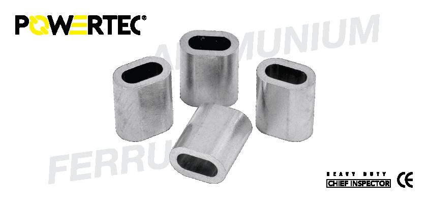 Jual Aluminium Ferrule Berkualitas Harga Murah