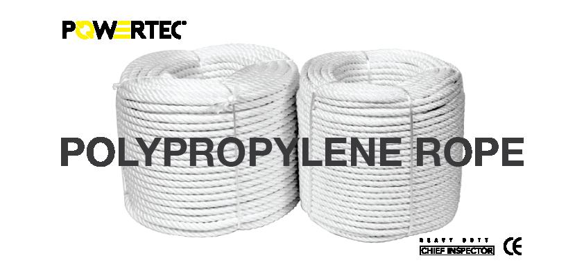 Jual Tali Tambang PP atau Polypropylene Rope Yang Murah