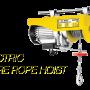 Jual Mini Electric Hoist Standar Indonesia