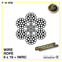 Jual Kawat Seling Wire Rope 6x19 IWRC